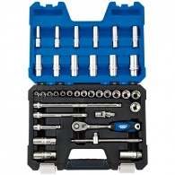 "Draper Expert 3/8"" Sq. Dr. Metric Socket Set (36 Piece)"