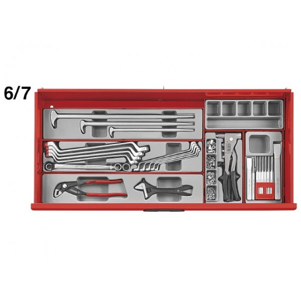 Teng Tools, 622 Piece Toolkit
