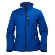 Helly Hansen Crew Midlayer Womens Jacket - Blue