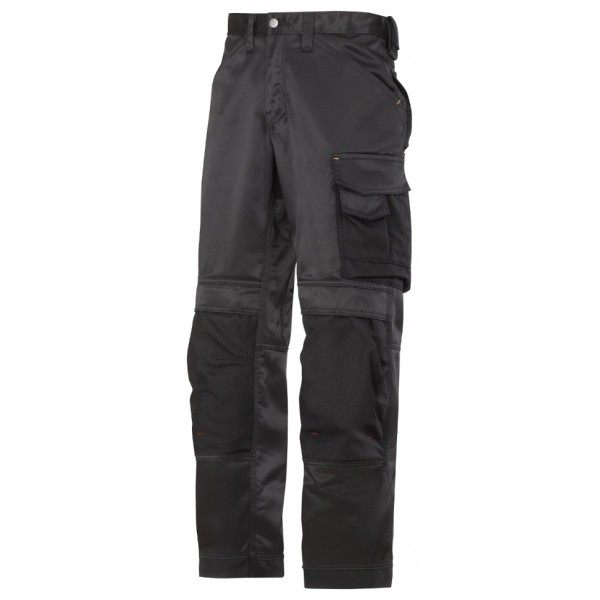 Snickers Duratwill Trousers Black