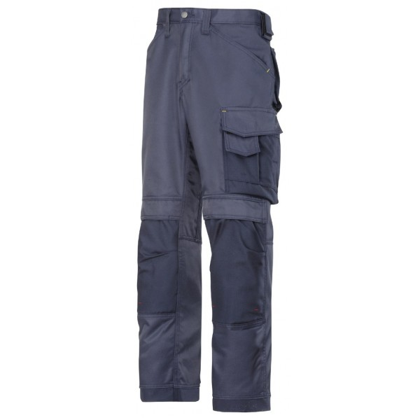 Snickers DuraTwill Trousers Navy