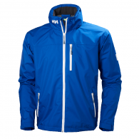 Helly Hansen Crew Hooded Jacket Blue