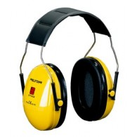 Peltor Optime I Ear Defenders Over Head