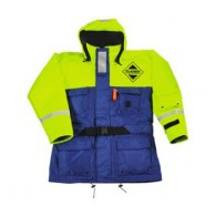 Fladen Jacket Scandia Blue/Yellow