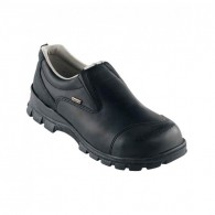 Euro-Dan Walkie Soft Black Safety Shoe