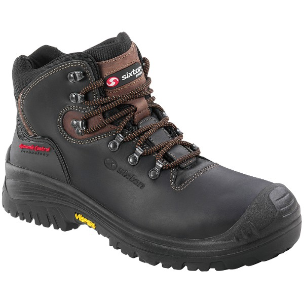 Sixton Stelvio Boot Black