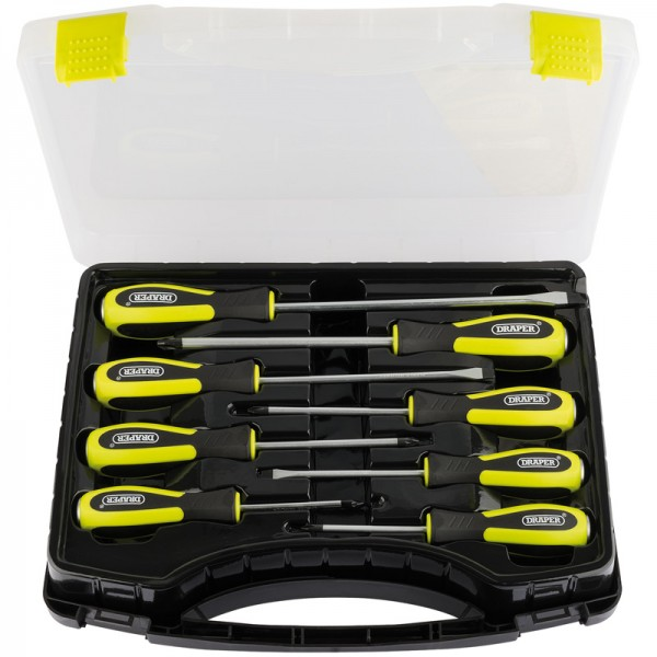 Draper 8pc 'Pound Thru' Screwdriver Set