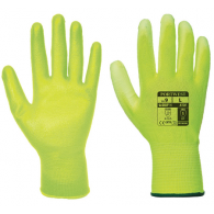 Portwest PU Palm Glove Green