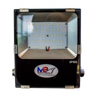 50W Multi Chip LED Floodlight - 90/305V AC