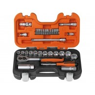 Bahco Socket Set 34 Piece
