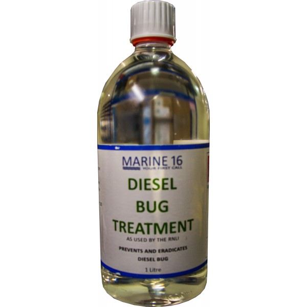 Marine 16 Diesel Bug Treatment