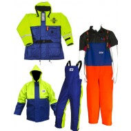 Flotation Suits & Oil Skins