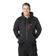 Lee Cooper Bonded Fleece Hooded Sweatshirt