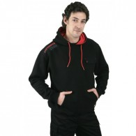 Lee Cooper Panneled Hodded Sweatshirt