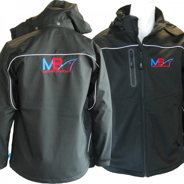 Mooney Boats Sioen Jacket