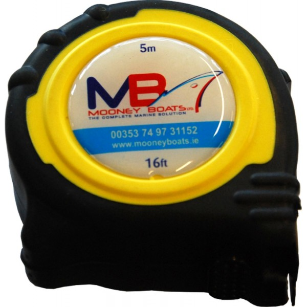 5MTR Mooney Boats Tape Measure