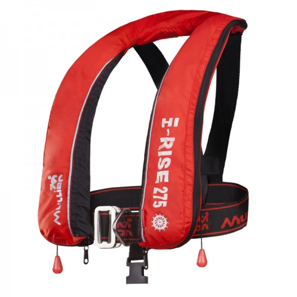 Mullion Hi-Rise 275 PVC Lifejacket
