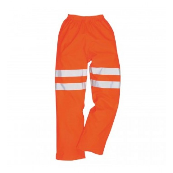 Portwest Sealtex High Vis Orange Trousers