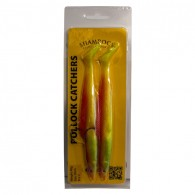 Shamrock 2pc Pollock Lures