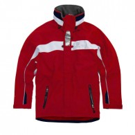 Osprey Inshore Mens Jacket Marine/Red