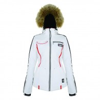 Dare 2b Womens Bountiful Jacket - White