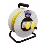 Jefferson 25m 110V Cable Reel 2.5 Core