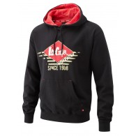 Lee Cooper Black Hooded Sweatshirt