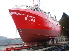 MFV Stelimar Hull Repair