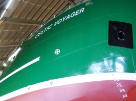 Celtic Voyager Gets New Engine