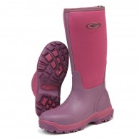 Grubs Frostline Fuschia Wellies