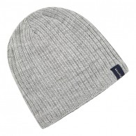 Weird Fish Bally Beanie - Grey