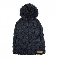 Weird Fish Aysha Dark Navy Beanie
