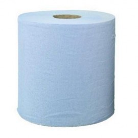 Pristine Centre Feed Blue Roll 2Ply 150m