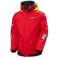 Helly Hansen Pier Jacket - Alert Red