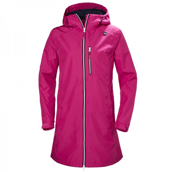 Helly Hansen Womens Long Belfast Jacket