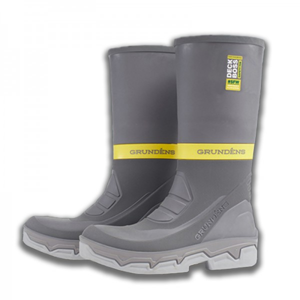 Grundens Deck Boss Safety Boot