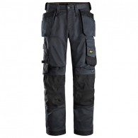 Snickers AllroundWork Stretch Trousers w/ Holster Pocket