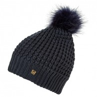 Helly Hansen Womens Snowfall Beanie - Navy