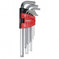 Benman 9pc Long Turball Hex Key Set