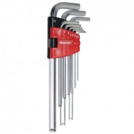 Benman 9pc Extra Long Turball Hex Key Set