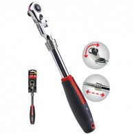 Benman 72 Teeth Flex Head Telescopic Ratchet