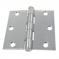 75 x 75mm Stainless Steel Hinge