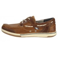 Sebago Triton Three Eye Tan Shoes