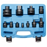 BGS 11pc Impact Adaptor & Universal Joint Set
