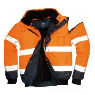 Portwest 3 in 1 Hi Vis Bomber Jacket