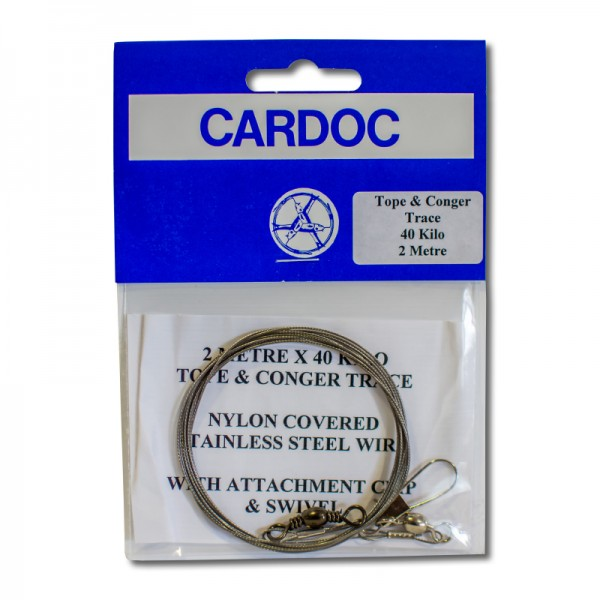 Cardoc Tope & Conger Trace 40kg