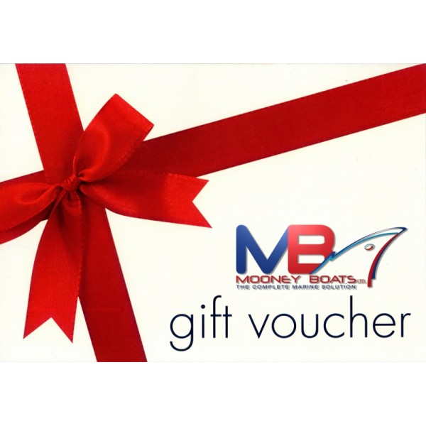 Mooney Boats Ltd Gift Voucher