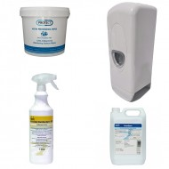 Hand Sanitisers & Disinfectant
