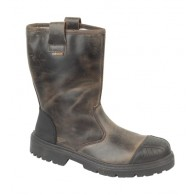 Jallatte Rigger Boot Brown S3
