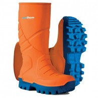 Nora Therm Orange Wellies